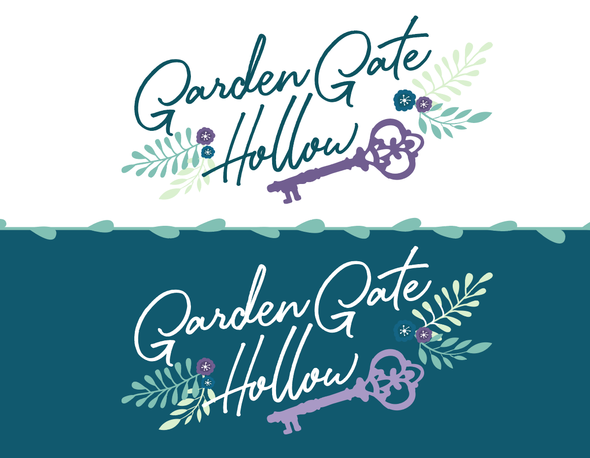 gardengate_hollow_logo_design