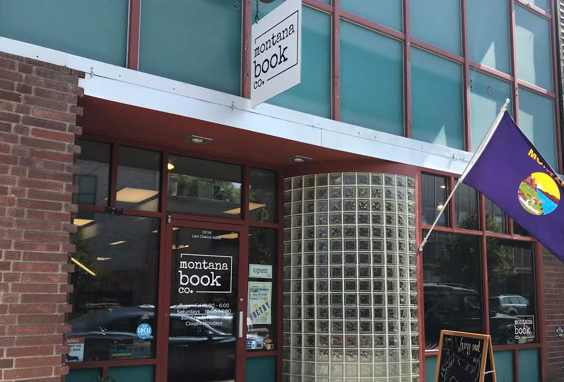 montana book company store logo