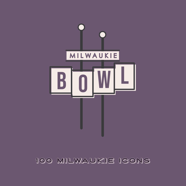 Milwaukie Bowl Illustration